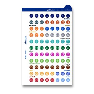 Organizační štítky