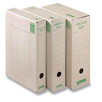 Archivační box Emba pro dlouhodobé skladování