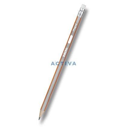 Obrázek produktu Maped Black Peps - tužka s pryží - 2H, 12 ks