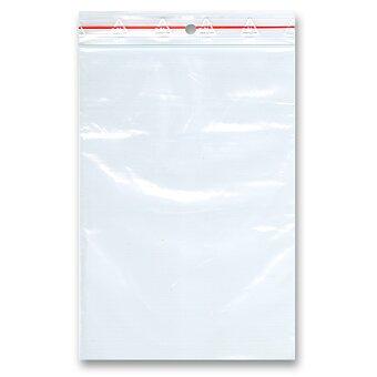 Obrázek produktu Rychlouzavírací sáčky - 18 x 25 cm, 100 ks