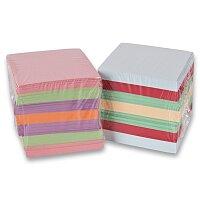 Poznámkový bloček Color Paper volné listy