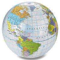 Globe - nafukovací míč