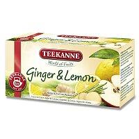 Ovocný čaj Teekanne  Ginger Lemon