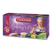 Ovocný čaj Teekanne  Granny s Finest
