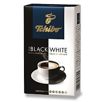 Mletá káva Tchibo Black & White