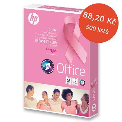 Obrázek produktu HP Office Pink - xerografický papír - A4, 5×500 listů