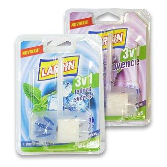 Obrázek produktu WC blok 3 v 1 Larrin - výběr vůní
