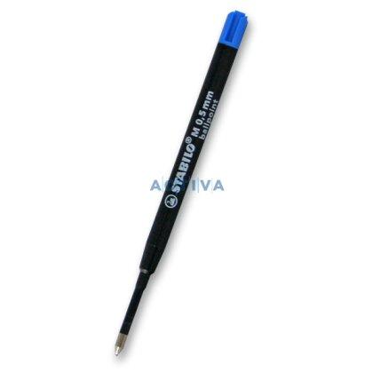 Obrázek produktu Stabilo - náplň do kuličkové tužky - modrá