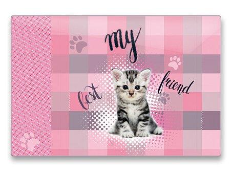 Obrázek produktu Podložka na stůl - kočka - 60 x 40 cm