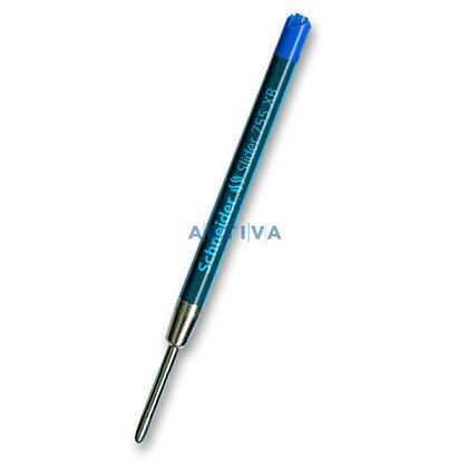 Obrázek produktu Schneider Slider 755 XB - náplň do kuličkové tužky - modrá, hrot XB