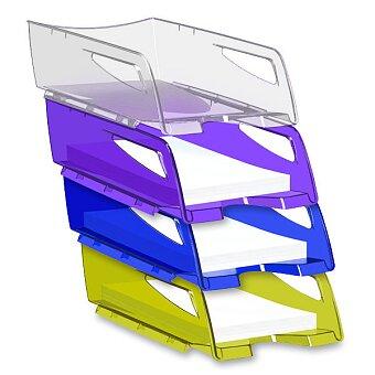 Obrázek produktu Kancelářský velkokapacitní odkladač CEP Pro Happy - výběr barev
