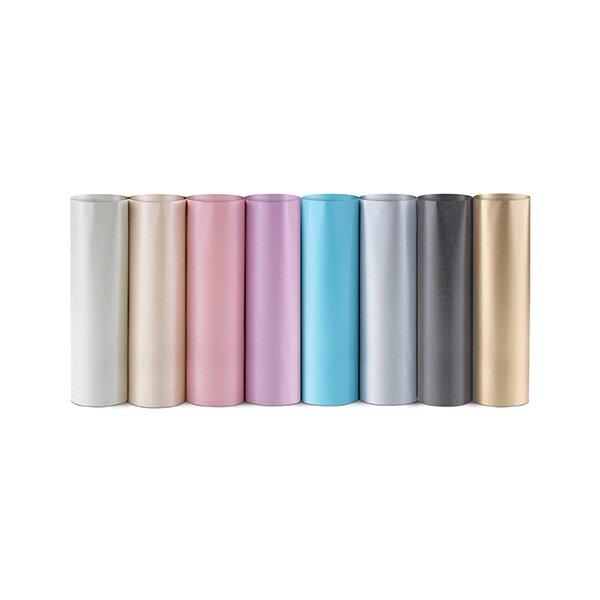 Dárkový balicí papír Perlage 2 x 0,7 m, mix barev
