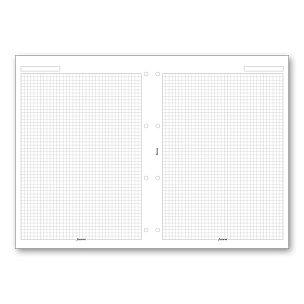 Poznámkový papír, čtverečkovaný
