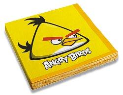 Papírové ubrousky Angry Birds