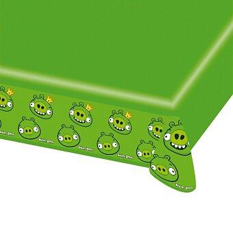 Obrázek produktu Plastový ubrus Angry Birds - 120 × 180 cm