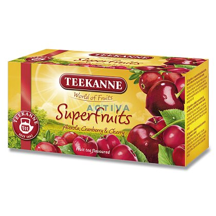 Obrázek produktu Teekanne - ovocný čaj - Superfruits