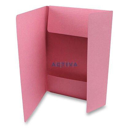 Obrázek produktu HIT Office - 3chlopňové desky - růžové