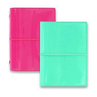 Obrázek produktu Kapesní diář Filofax Domino Patent A7 - výběr barev