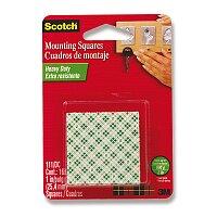 Oboustranně lepicí pěnové čtverečky 3M Scotch Permanent