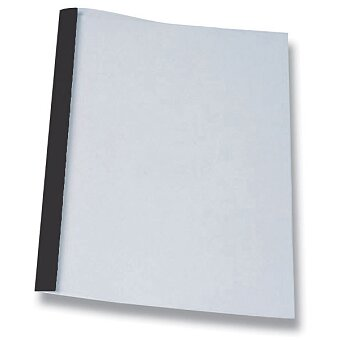 Obrázek produktu Černé desky pro termovazbu - 1,5 mm, max. 10 listů, 100 ks