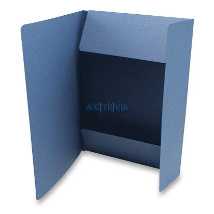 Obrázek produktu HIT Office - 3chlopňové desky - modré