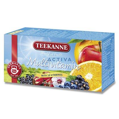 Obrázek produktu Teekanne - ovocný čaj - Multivitamin