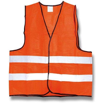 Obrázek produktu Reflexní výstražná vesta
