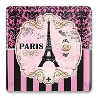 Papírové talířky Paris