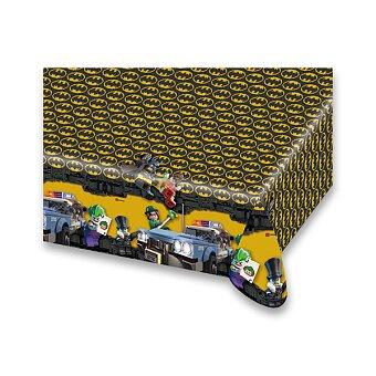 Obrázek produktu Plastový ubrus Lego Batman - 120×180 cm