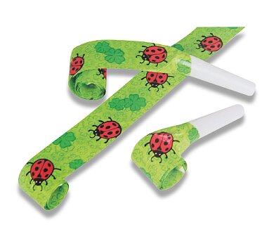 Obrázek produktu Frkačky - motiv berušky - 4 ks