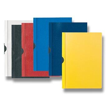 Obrázek produktu Rychlovazač s plastovým klipem Durable - A4, na 30 listů, výběr barev