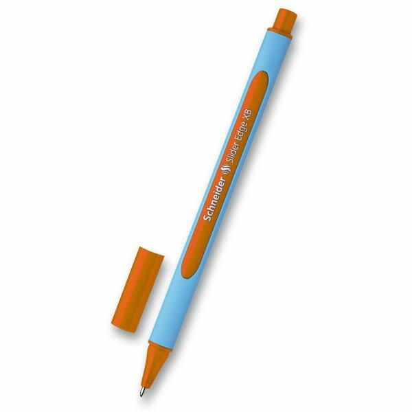 Kuličková tužka Schneider 1522 Slider Edge XB oranžový