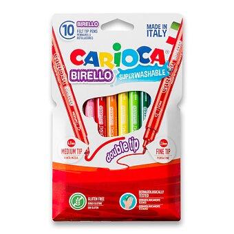 Obrázek produktu Dětské fixy Carioca Birello - 10 barev