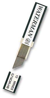 Obrázek produktu Tuhy Waterman do mechanické tužky - 0,7 mm, HB, 12 ks