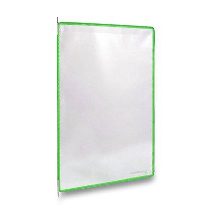 Obrázek produktu Tarifold - prezentační panel - A4, 10 ks, zelený