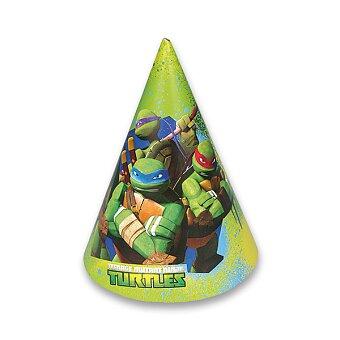 Obrázek produktu Kloboučky Želvy Ninja - 6 ks