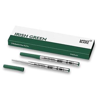 Obrázek produktu Náplň Montblanc do kuličkové tužky - M, 2 ks, iris green