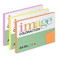 Barevný papír Image Coloraction reflexní barvy