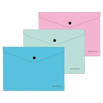Obrázek produktu Spisovka s drukem PP Karton Pastelini - A5, výběr barev