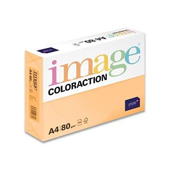 Obrázek produktu Barevný papír Image Coloraction pastelové barvy - A4, 80 g, 500 listů, meruňkový