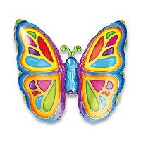 Fóliový party balónek 3D - Motýl