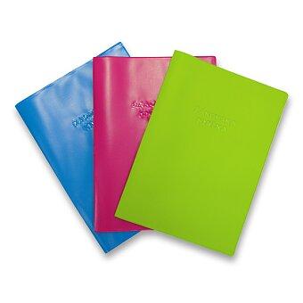 Obrázek produktu Obal na žákovskou knížku - mix barev