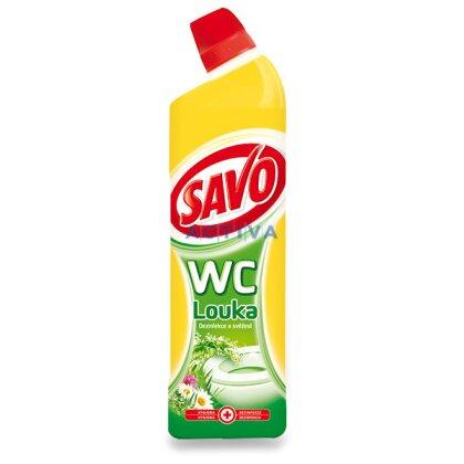 Obrázek produktu Savo - WC čistič - Louka, 750 ml