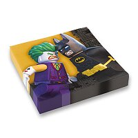 Papírové ubrousky Lego Batman