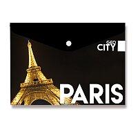 Spisovka s drukem GEO CITY Paris