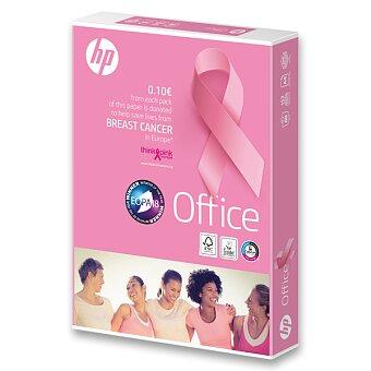Obrázek produktu Kancelářský papír HP Office Pink - A4, 80 g, výběr balení