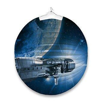 Obrázek produktu Papírový lampion Space - průměr 25 cm