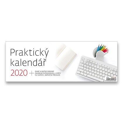 Obrázek produktu Praktický kalendář 2020 - stolní pracovní kalendář