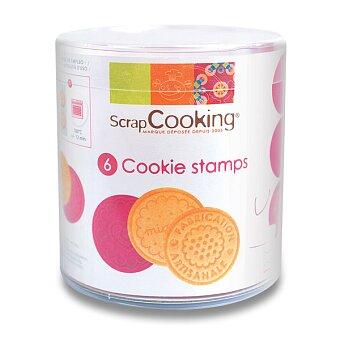 Obrázek produktu Razítka na sušenky - sada 6 ks