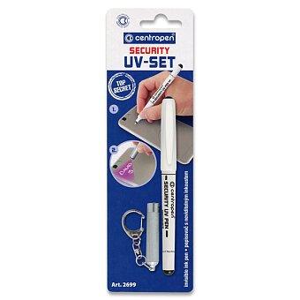 Obrázek produktu Popisovač Centropen UV-PEN 2699 - sada popisovač + světlo